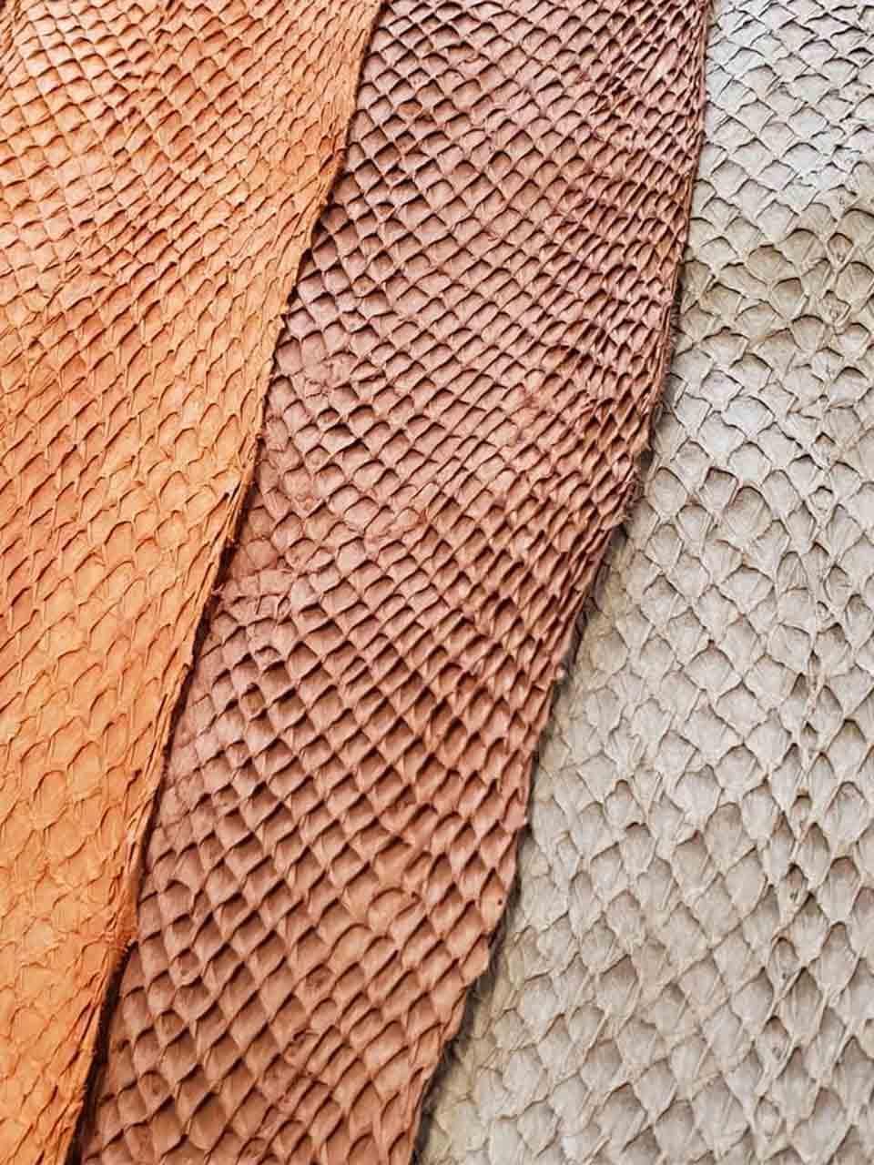 Cuir De Vachette C Est Quoi le cuir marin : une matière pleine d'avenir - leather