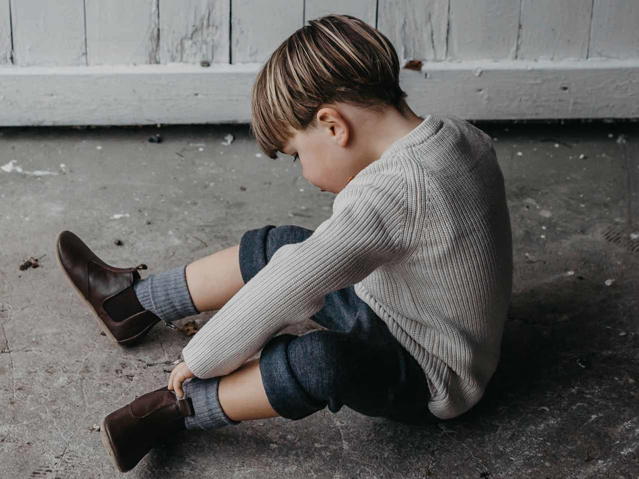 Bisgaard chaussures Chelsea