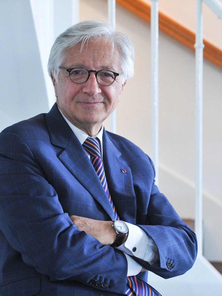 Christian Blanckaert Président Fondation J.M. Weston