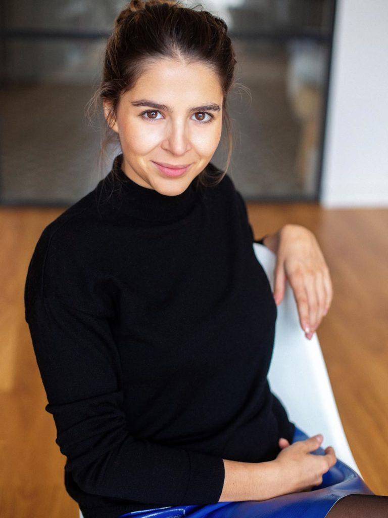 Léopolda Contaux-Bellina, co-fondatrice de Sed Nove Studio