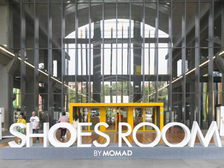 ShoesRoom by Momad trade show Madrid