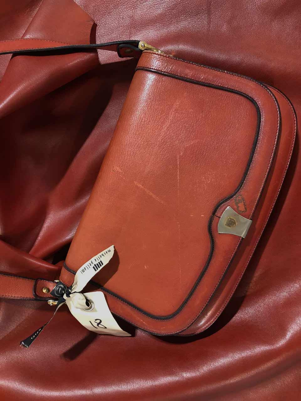 Marbella Pellami cuir vintage
