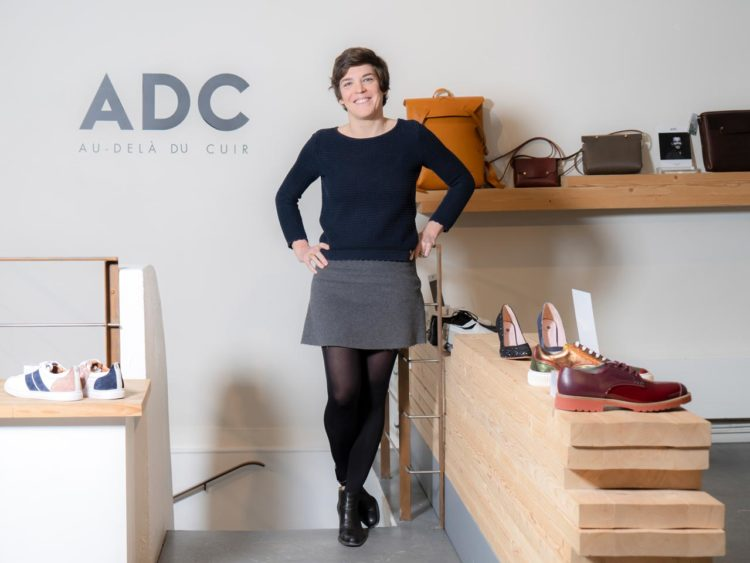 Sophie Viot Coster dirigeante ADC