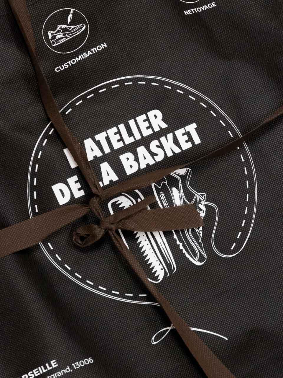 logo atelier basket marseille