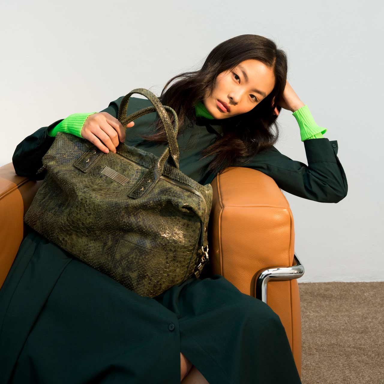 Collection automne-hiver 2020 Clio Goldbrenner
