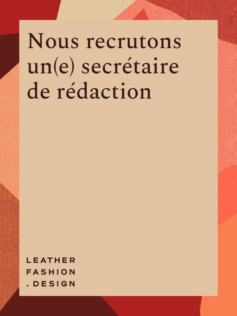 Annonce stage secretaire redaction