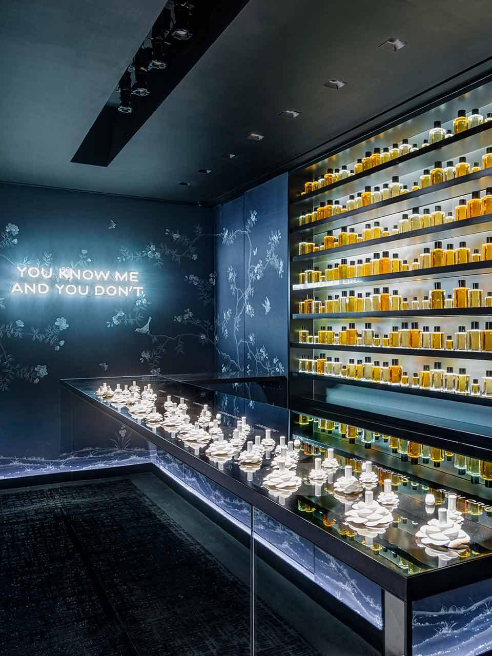 Atelier Beaute Chanel New York Fragrance