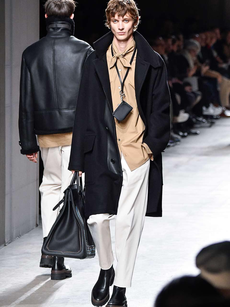 Hermès automne hiver 2021