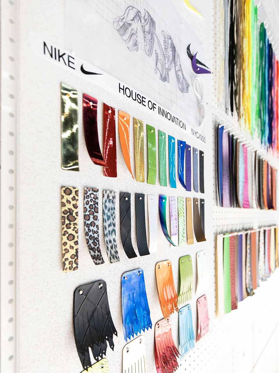 Nike by You House Of Innovation New York sélection