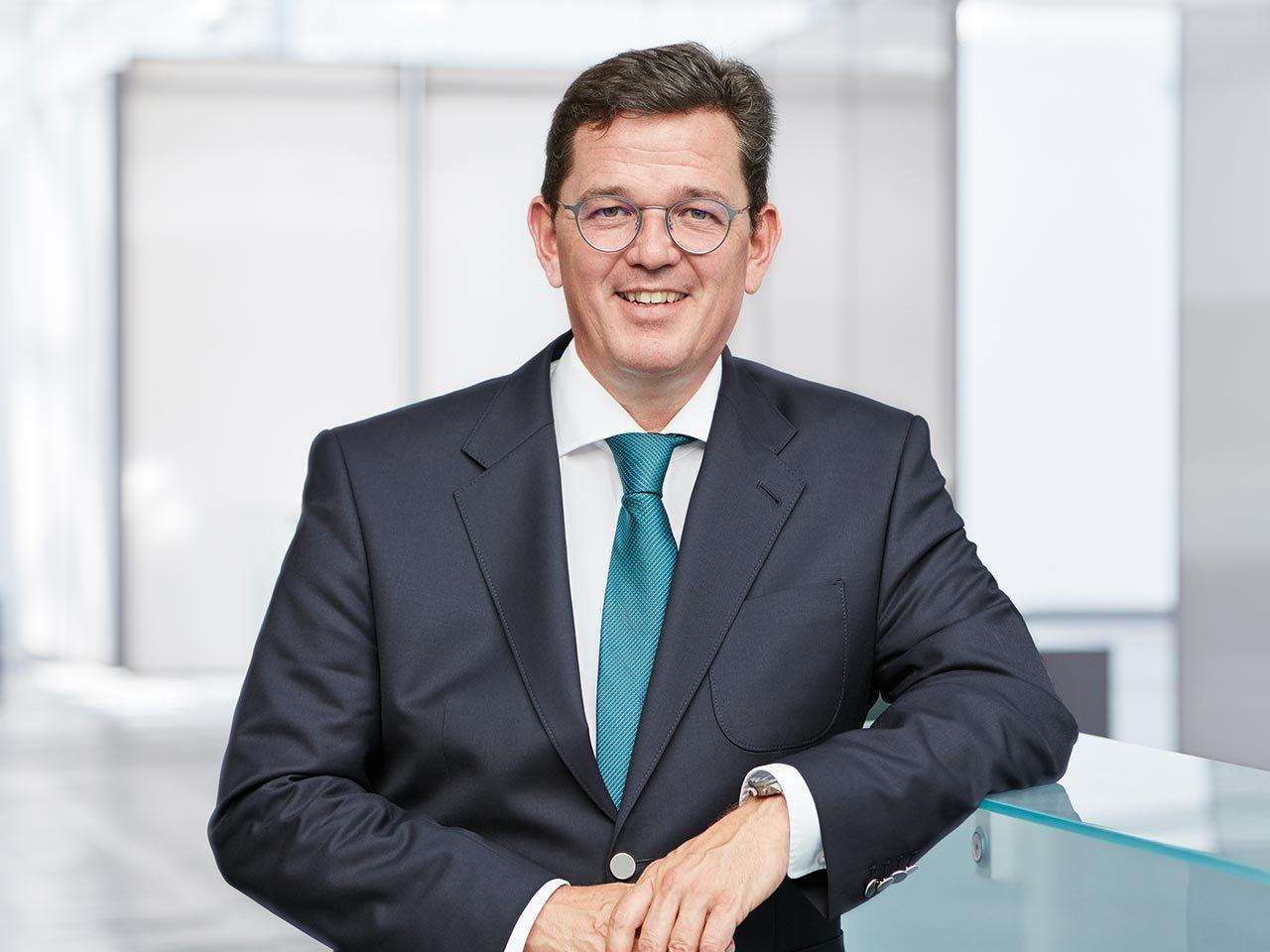 Arnd Hinrich Kappe directeur général Messe Offenbach