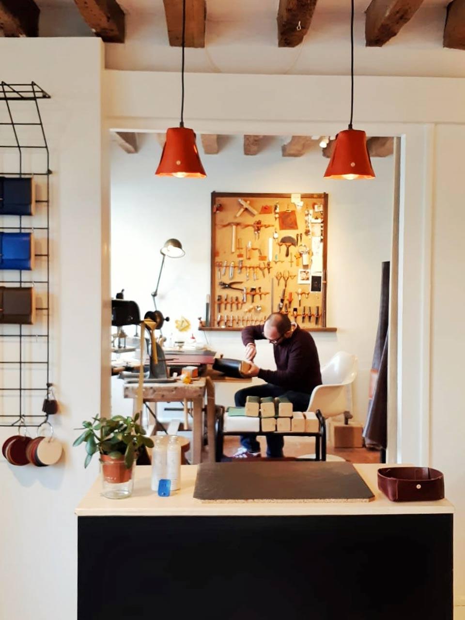 Atelier Boutique Damien Béal