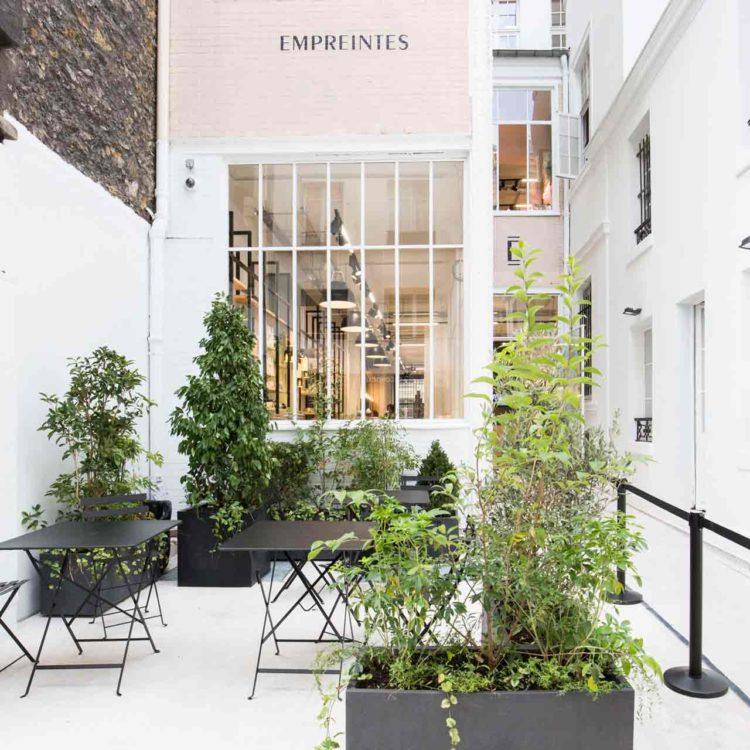 EMPREINTES concept store Paris