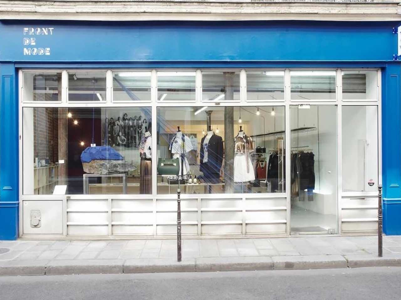 Front Mode Sakina Msa concept store