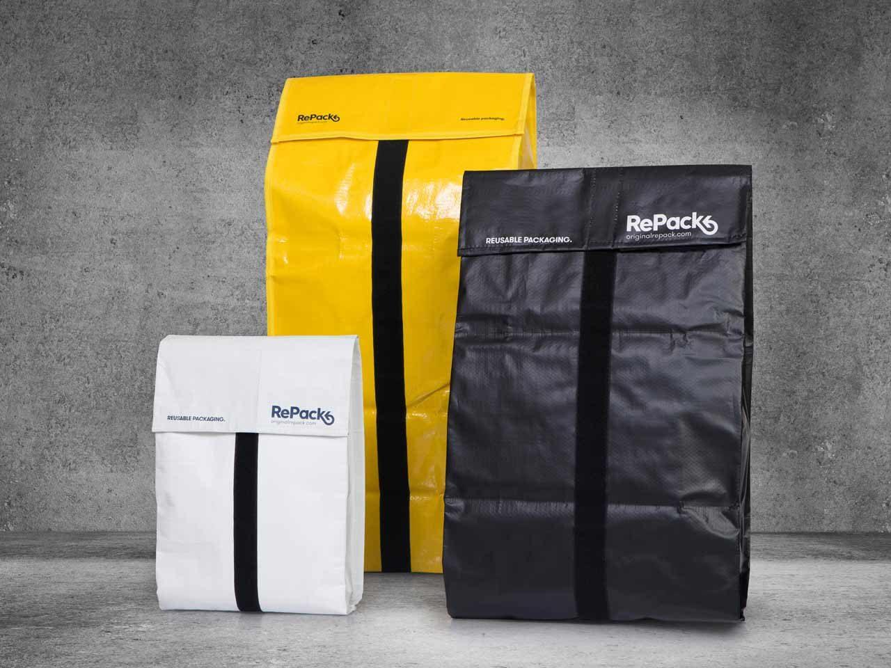 RePack packaging durable