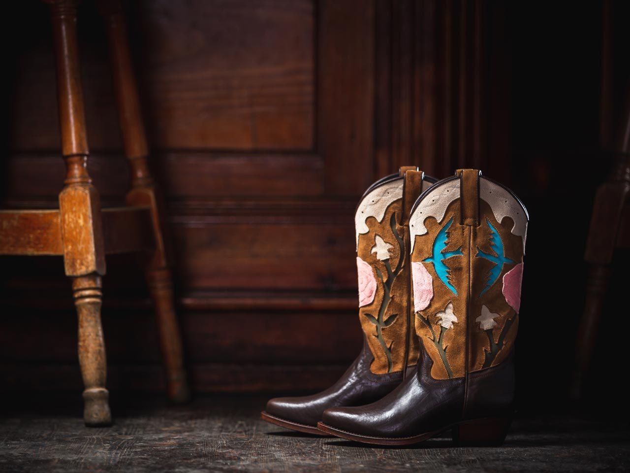 Tony Mora fabricant bottes cowboy