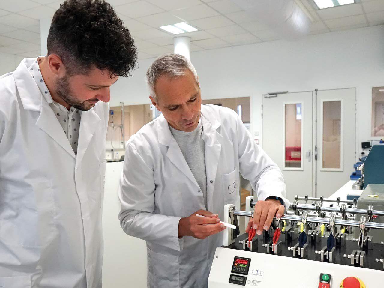CTC Experts Laboratoire