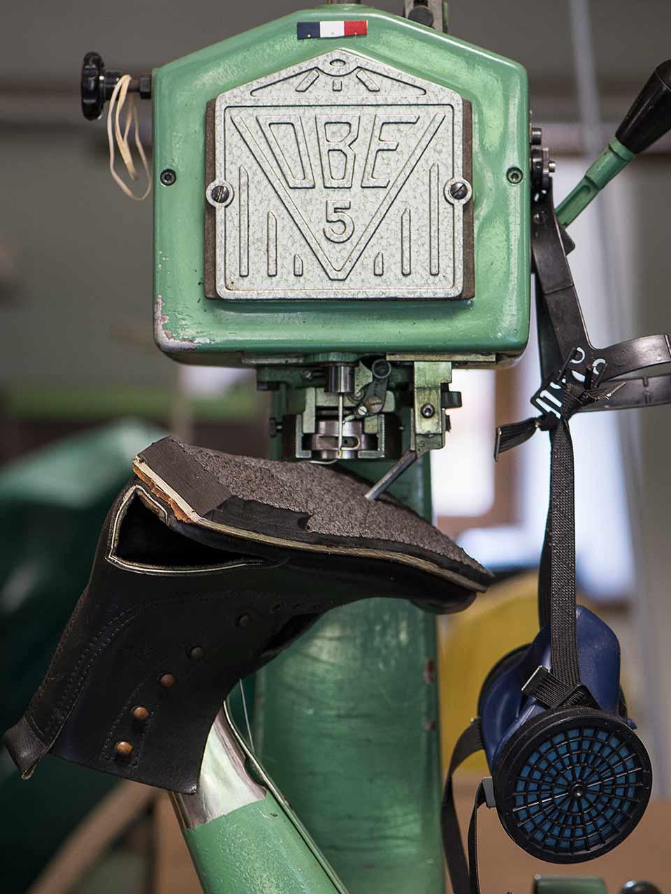 Le Sac du Berger chaussure