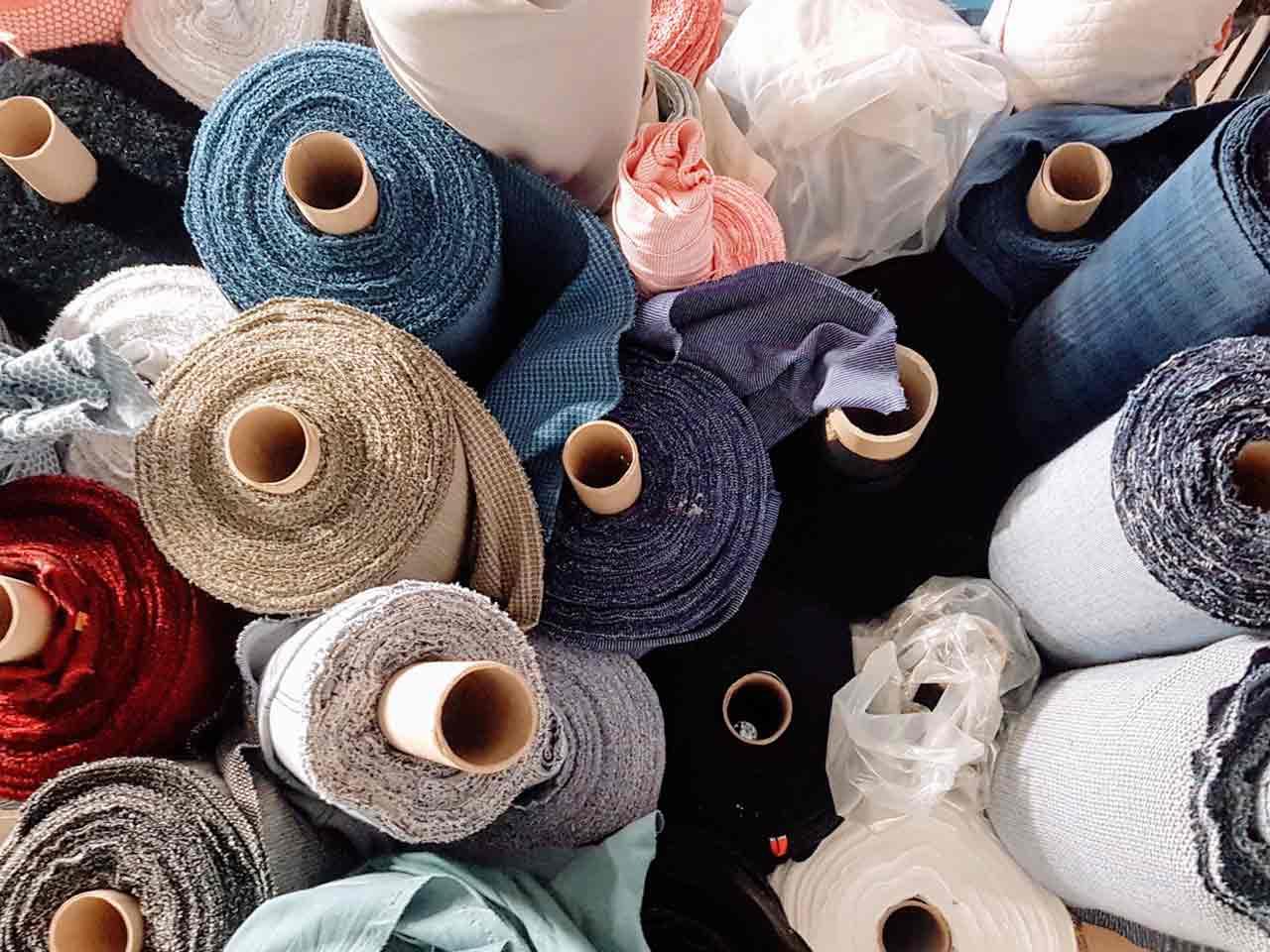 uptrade recyclerie textile