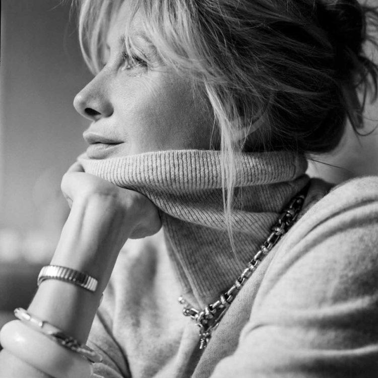 Marie Gas, est la fondatrice des boutiques By Marie et la Directrice Artistique de Gas Bijoux.