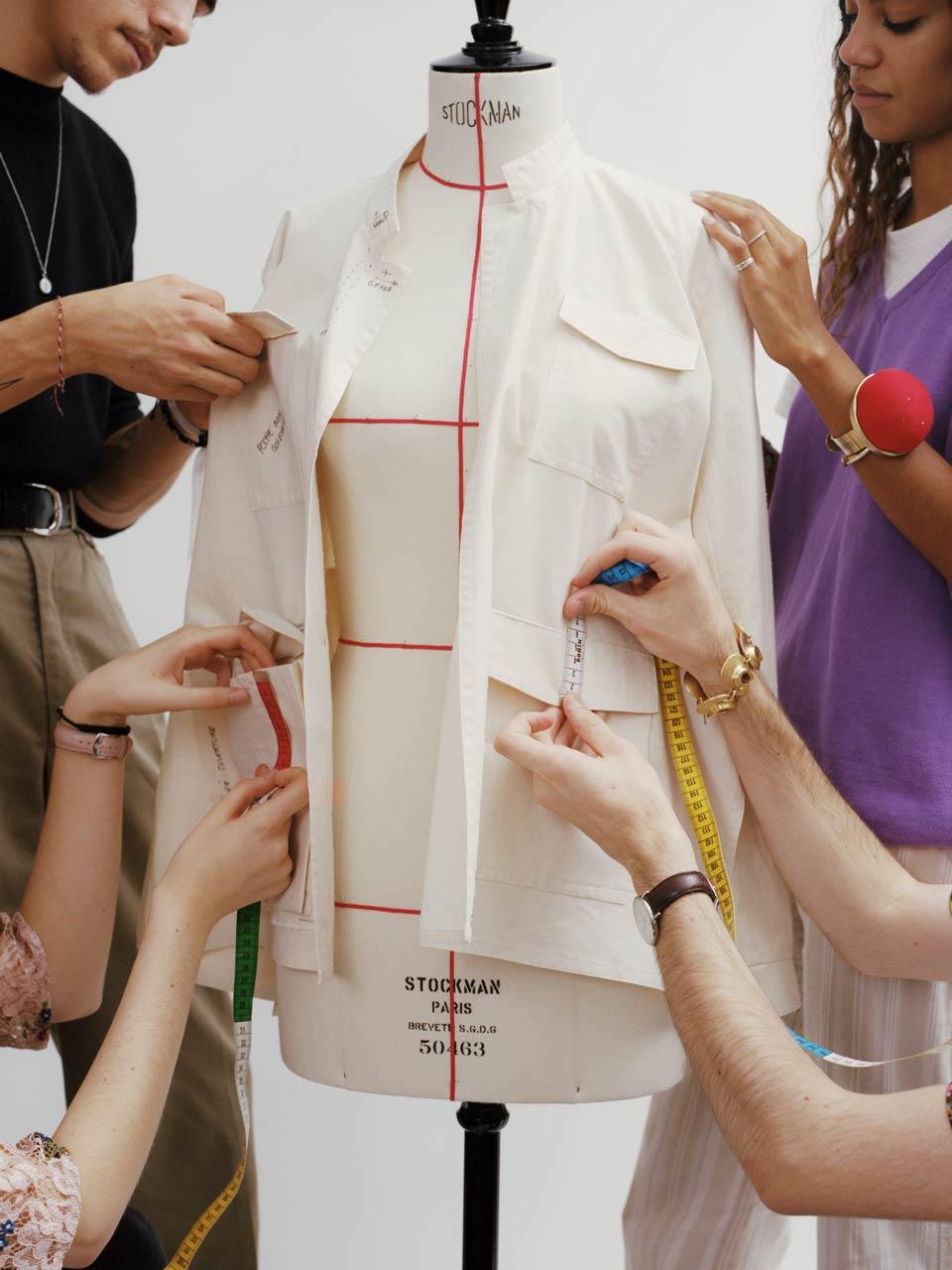 IFM eleves mannequin