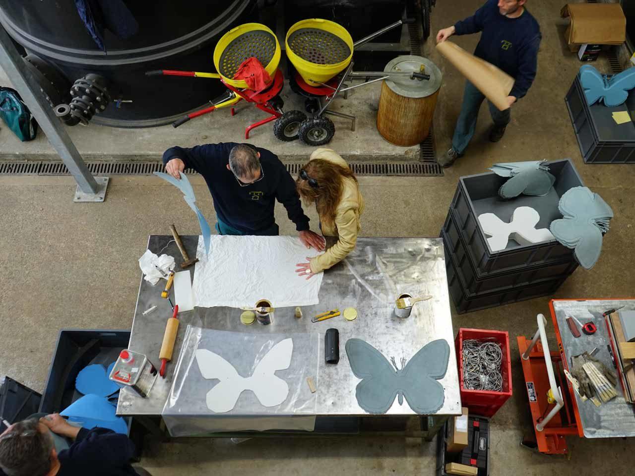 Industrie Magnifique Benedicte Bach Tanneries Haas
