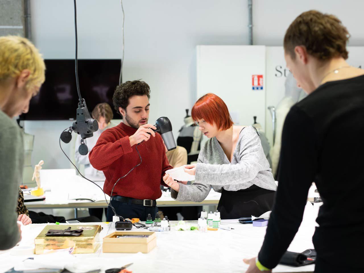 Institut Francais Mode apprentissage