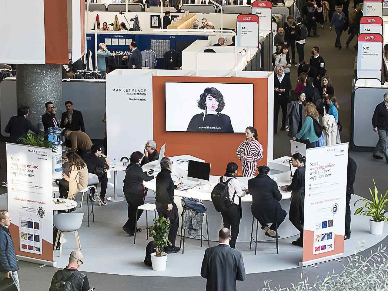 Salons online marketplace premierevision
