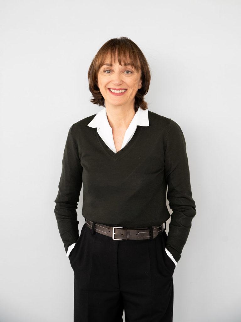 Sylvie Ebel Institut Français Mode