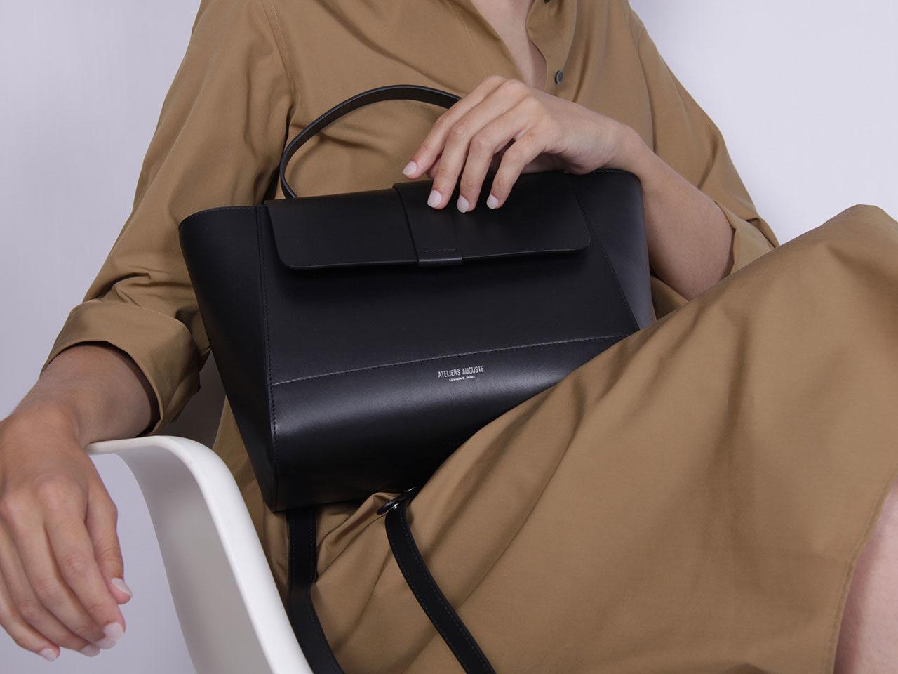 sac a main marly noir