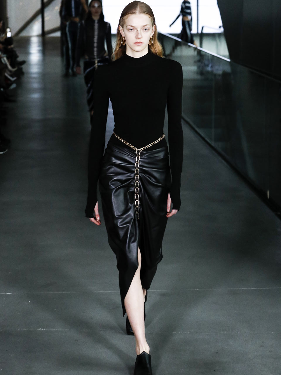 Dion Lee AW21 dystopie