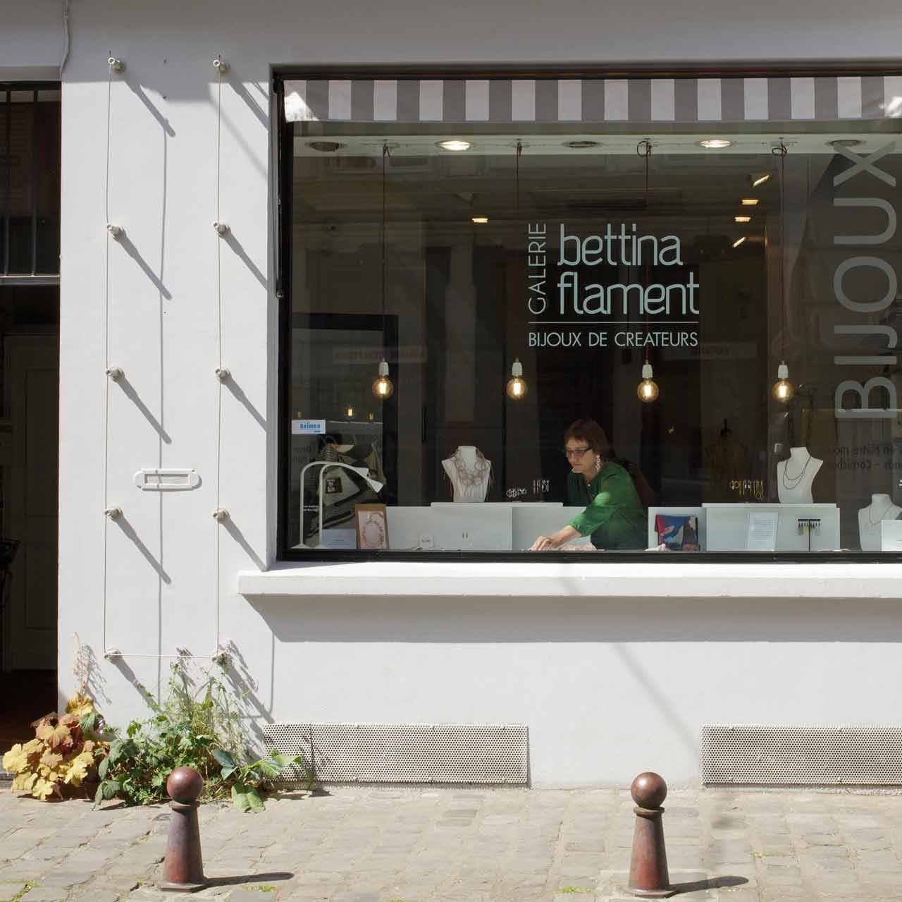 Galerie Bettina Flament Lille