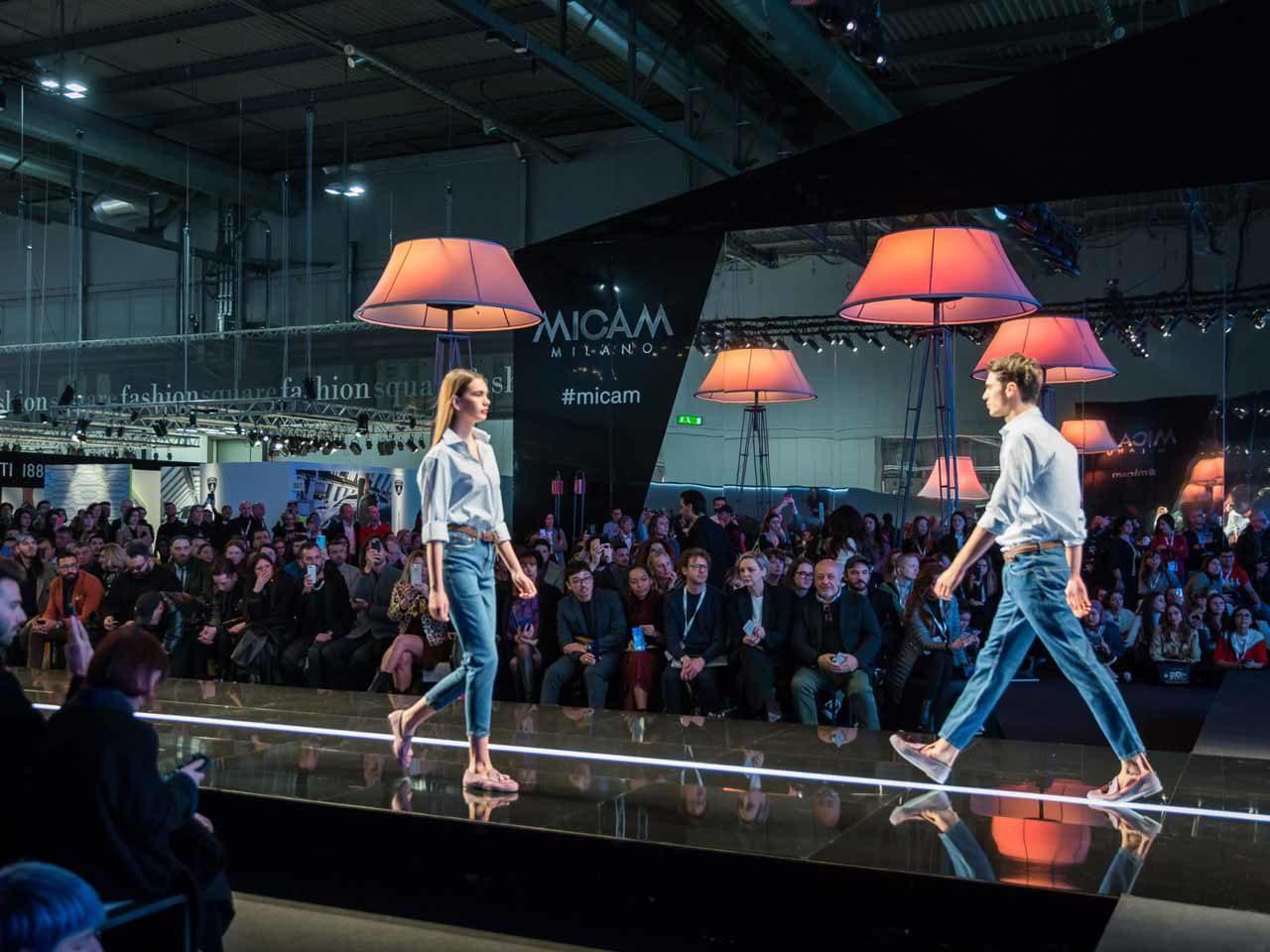 MICAM show chaussure Italie