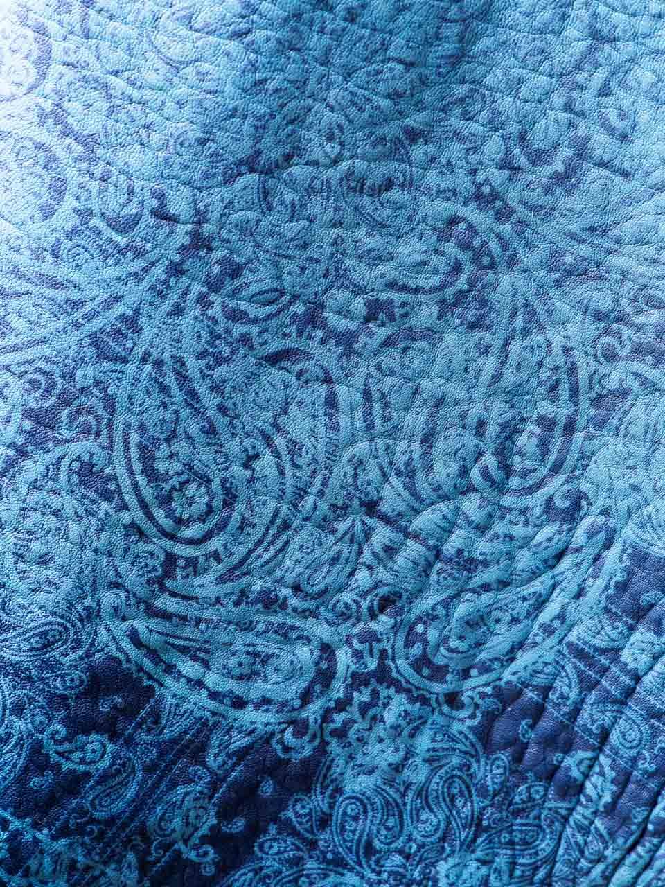 Maison Demeure x Rial impression numerique motif bandana