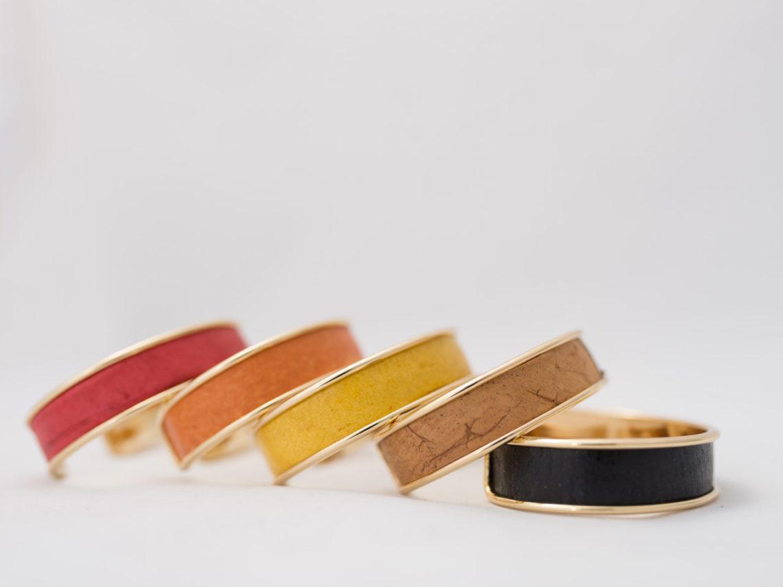 bracelets cuir carpe dombes