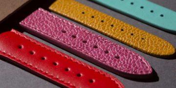 cortadoria cuir peau lapin bracelets montres