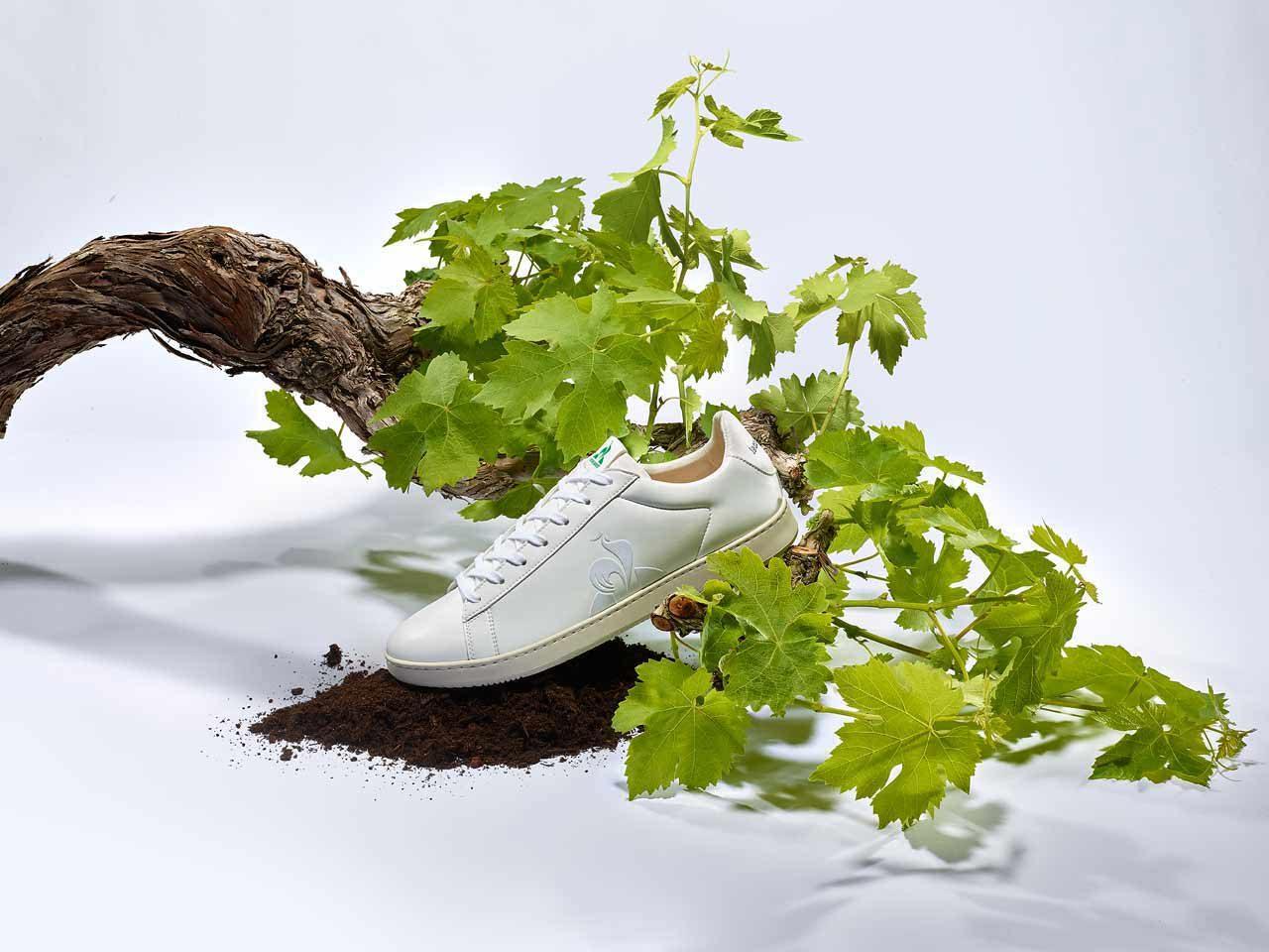 Le coq sportif gamme végétale sneaker GAIA
