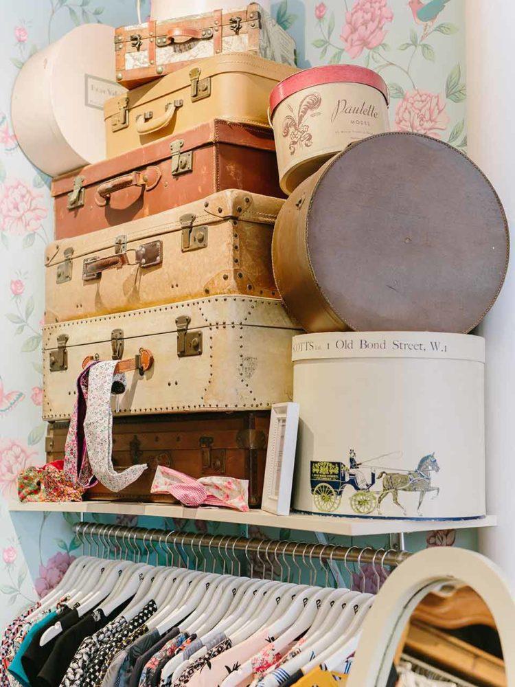 Paperdolls Boîtes Chapeaux