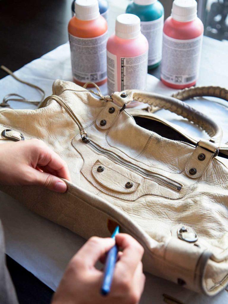 atelier 2311 renovation maroquinerie