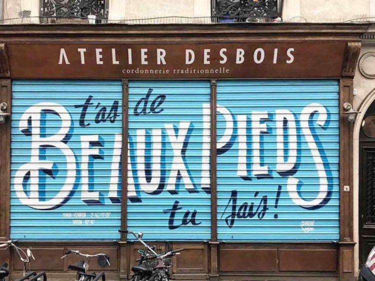 Atelier Desbois Batignolles