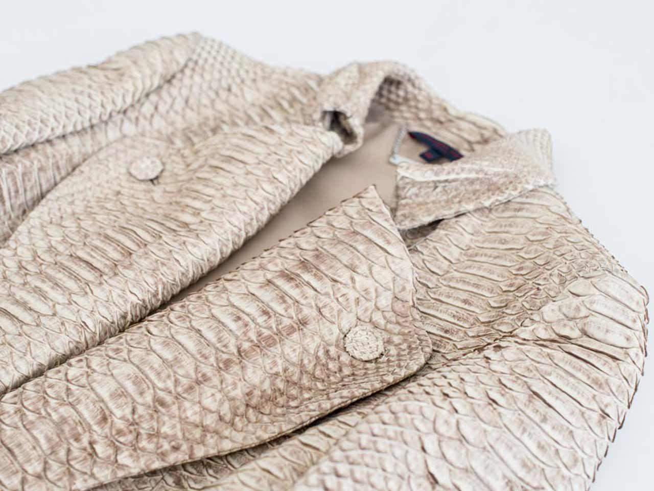 veste python morelli
