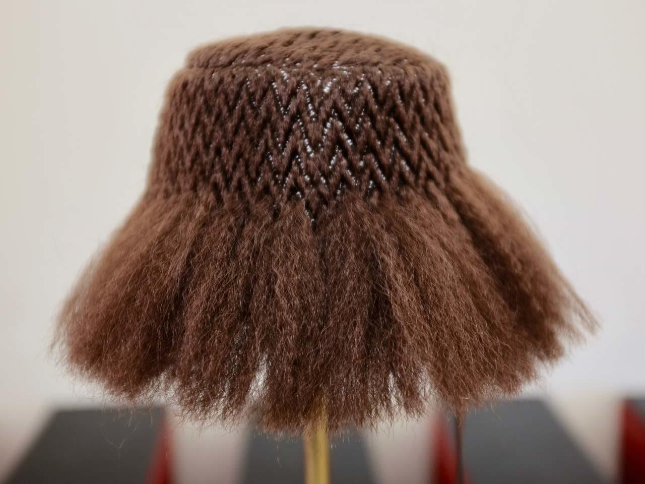 mongin zephyr dach hyeres chapeau tissage cheveux