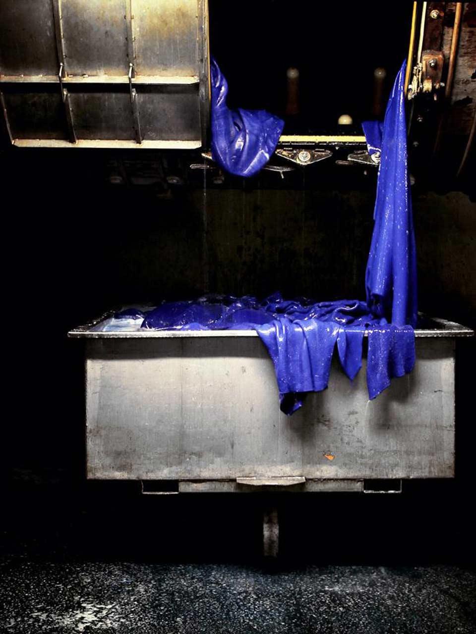 pays basque carriat cuir tannage