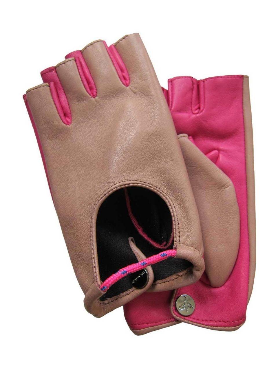 thomasine gants cuir vélo