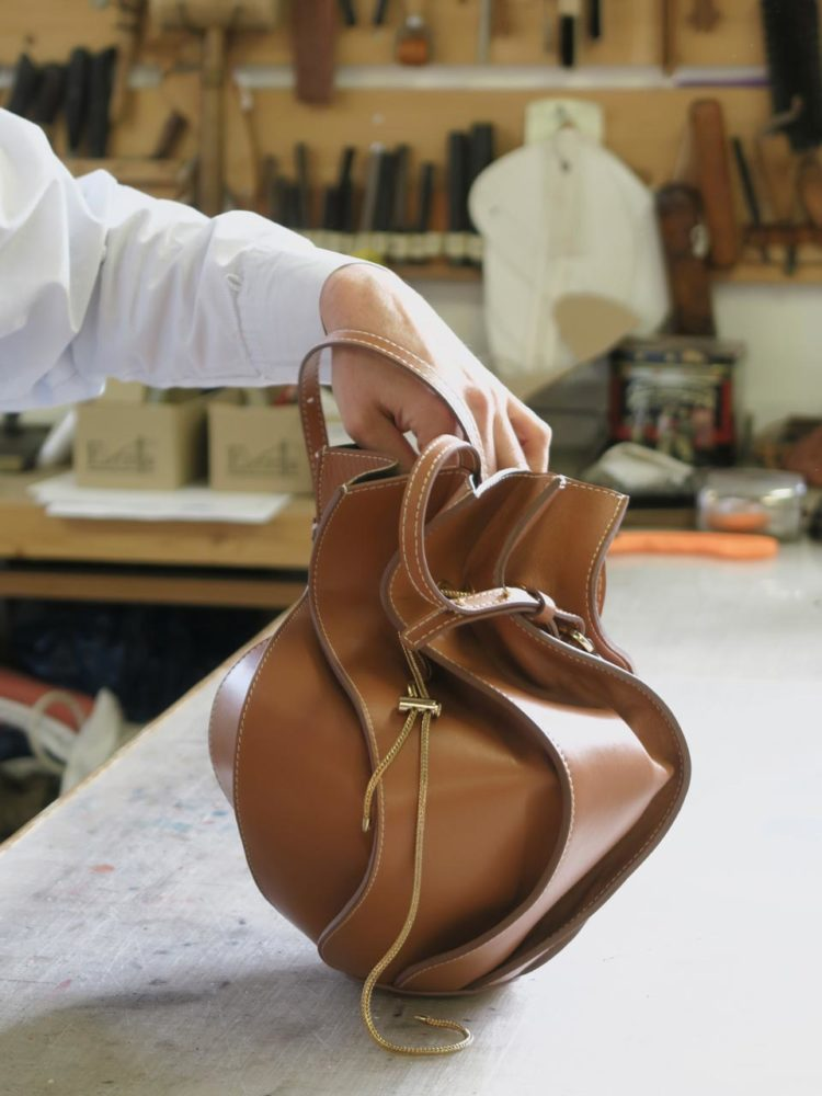 Atelier Mamet confection maroquinerie