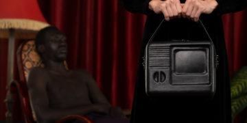 Studio Kofta Television bag
