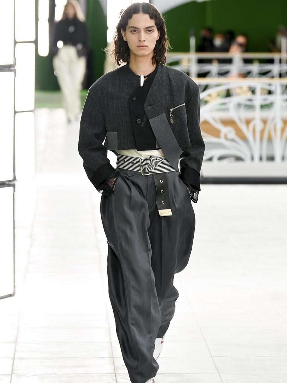 Louis Vuitton defilé PE21 Paris