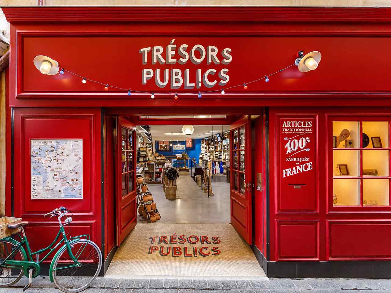 Trésors Publics concept store Nice