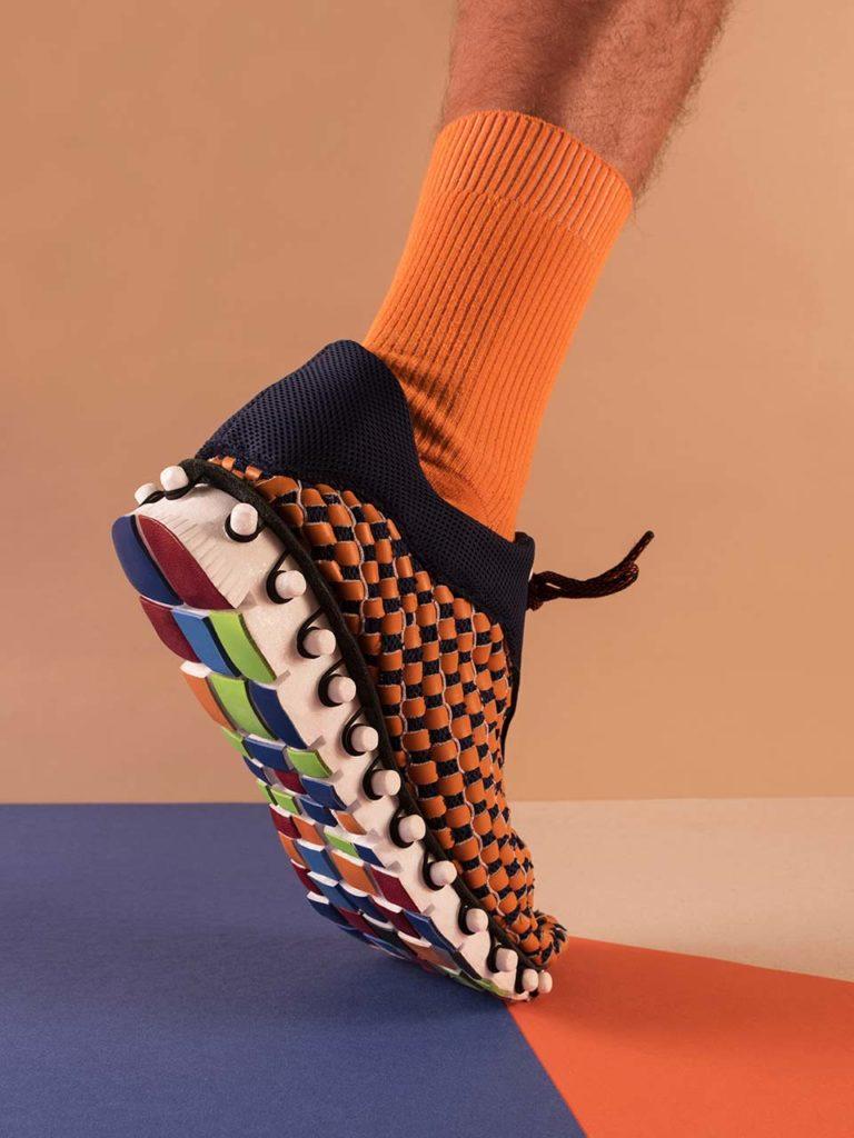 corentin jacques hybrid sneaker