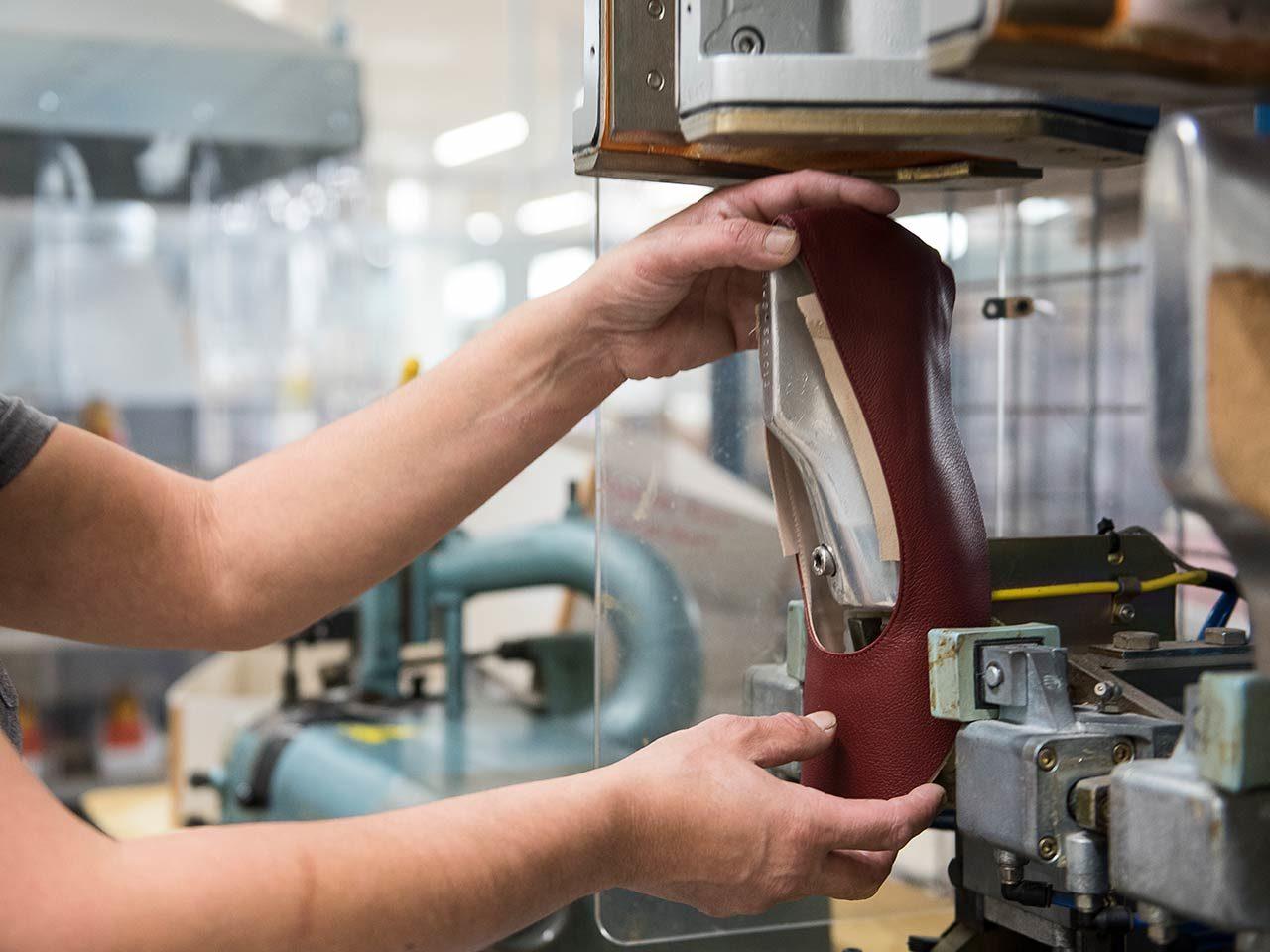 Atelier Fabrication chaussure
