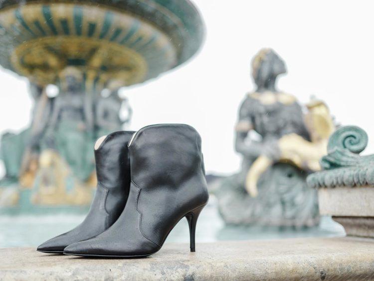 Boots Jeanne Philippe Zorzetto